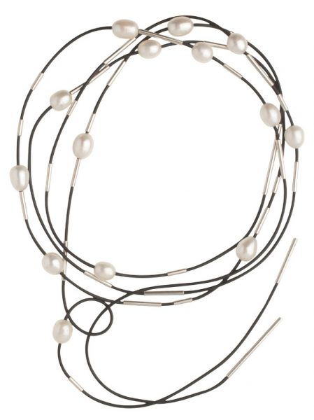 CoCo White Necklace web
