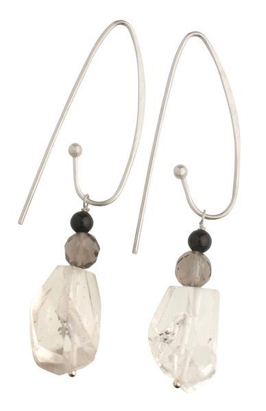 Holly Golightly Earrings - Long Hooks