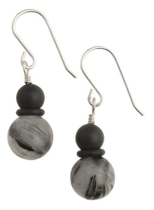 Moon Dancing Earrings - Short Hooks
