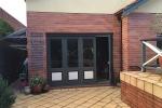 15 Curzon Terrace Door Before